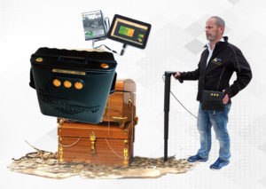 OKM Ground Navigator Gold Metal detector