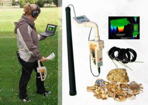 Rover Gold Metals detector